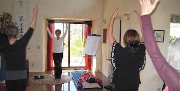 Overview - Qigong for Life with Martha Blane