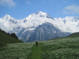 Qigong in the Alps
