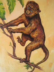 Monkey Leo