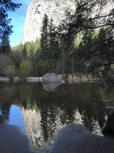 Mirror Lake Yosemite