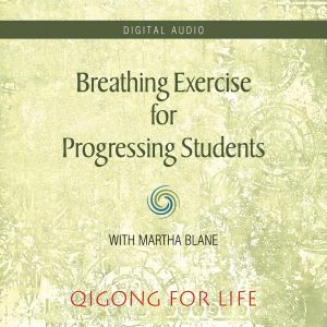 Breathing Exercise Progressing - Audio