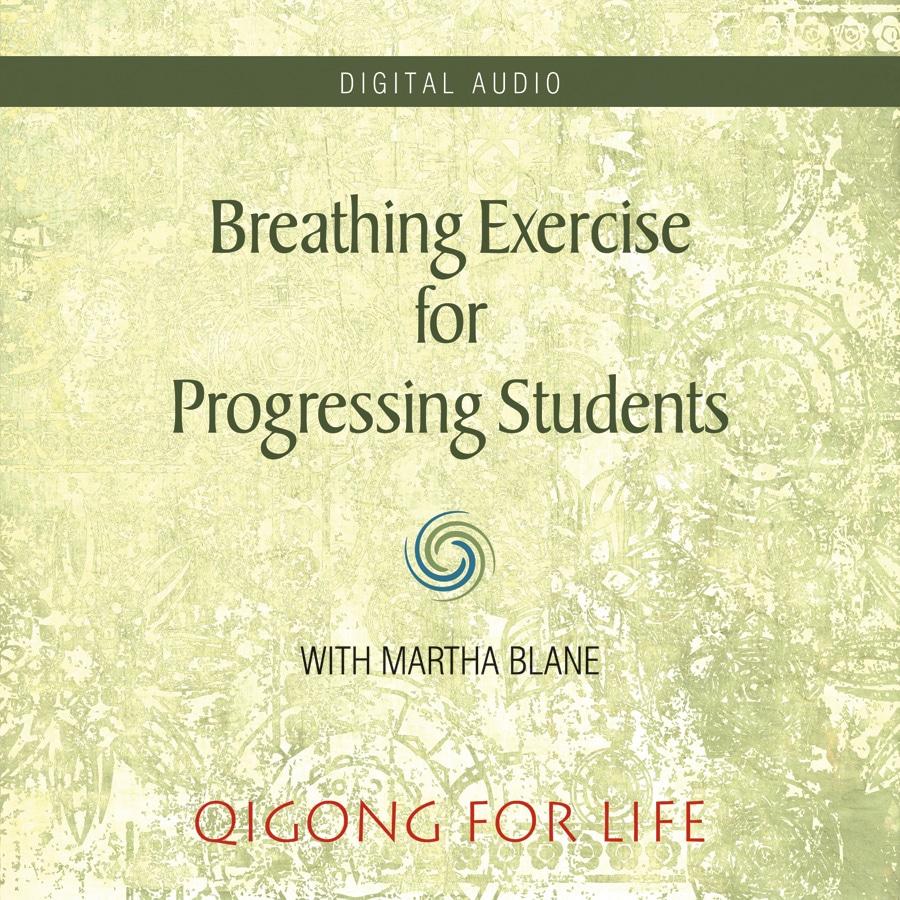 Breathing Exercise Progressing - Audio