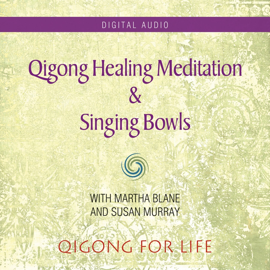 Qigong Healing Meditation - Audio
